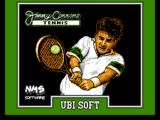 Ubisoft - Jimmy Connors Tennis je tenisový simulátor z roku 1993 pro konzole od Nintenda vytvořený NMS Softwarem a distribuovaný Ubisoftem.