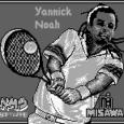 Misawa - Yannick Noah Tennis je tenisový simulátor určený pro kapesní konzoli od Nintenda Game Boy vytvořený NMS Softwarem a distribuovaný Misawou.
