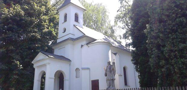 Karviná – Kaple sv. Anny v Karviné Ráji na Kubiszově ulici v těsné blízkosti Stanice mladých přírodovědců, nedaleko Městského stadionu a PZKO, na cestě k řece Olši. Kaple sv. Anny […]