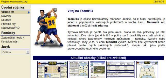Lublaň – Slovinský on-line házenkářský manažer TeamHB zdarma a v češtině. Hraj zdarma na www.teamhb.org a získej přestavu o chodu a řízení házenkářského klubu.